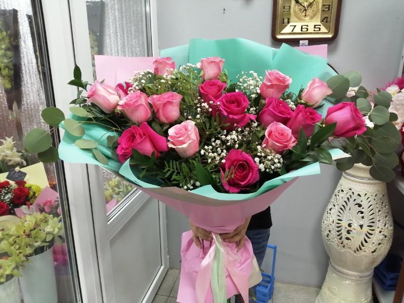 Принимаем заказы на 8 марта, Цветы для Вас, Тобольск
