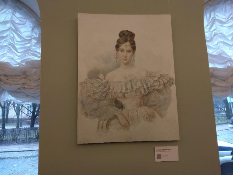 Выставка Поэт и муза. Рассматриваем портреты от МБУК Межпоселенческая библиотека Выборгского района