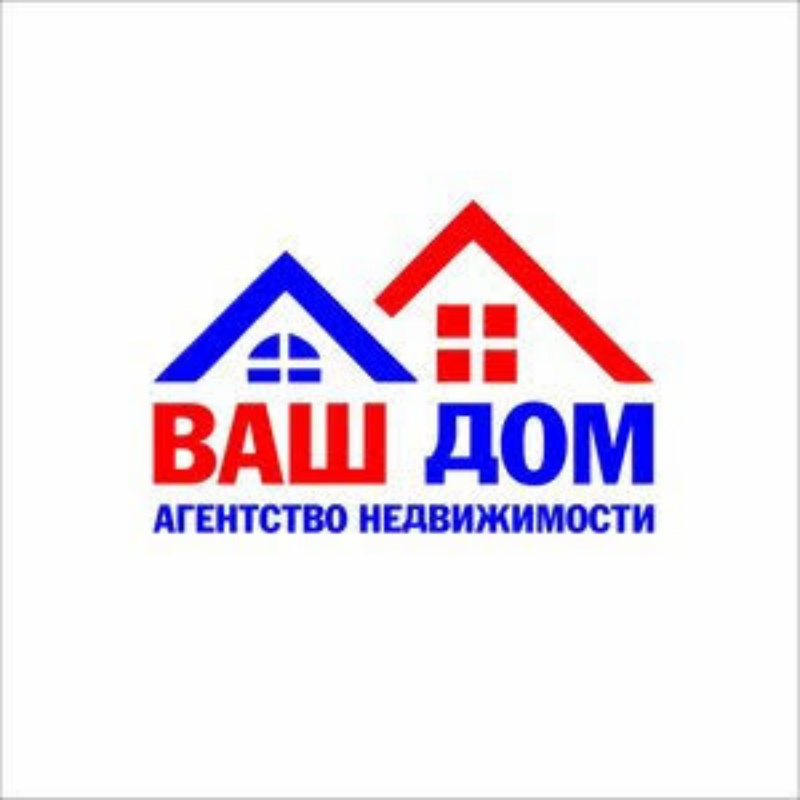 логотип компании Агентство недвижимости ВАШ ДОМ