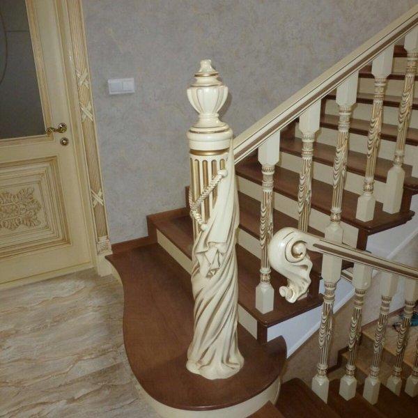 Лестницы, двери 07,Изготовления изделий из массива дерева,Нальчик
