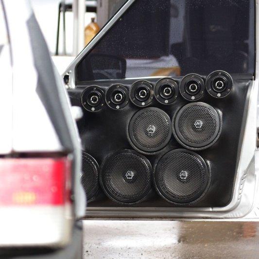 18 Sound Studio,Автоакустика, Автоаксессуары,Можга