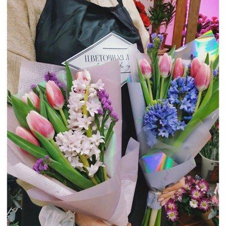 Милые букетики-комплименты, Цветочная Лавка, Озерск