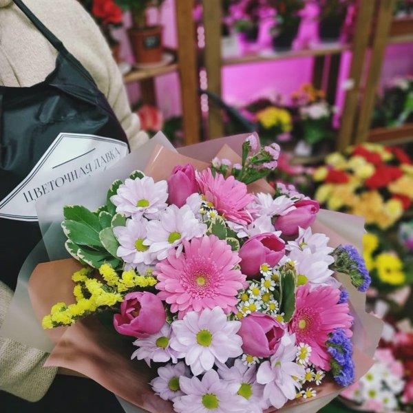 Букеты в наличии и под заказ!, Цветочная Лавка, Озерск