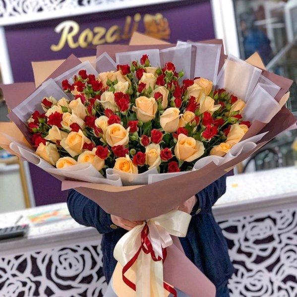 Цветочный дом Rozali ,Цветочный магазин ,Нальчик