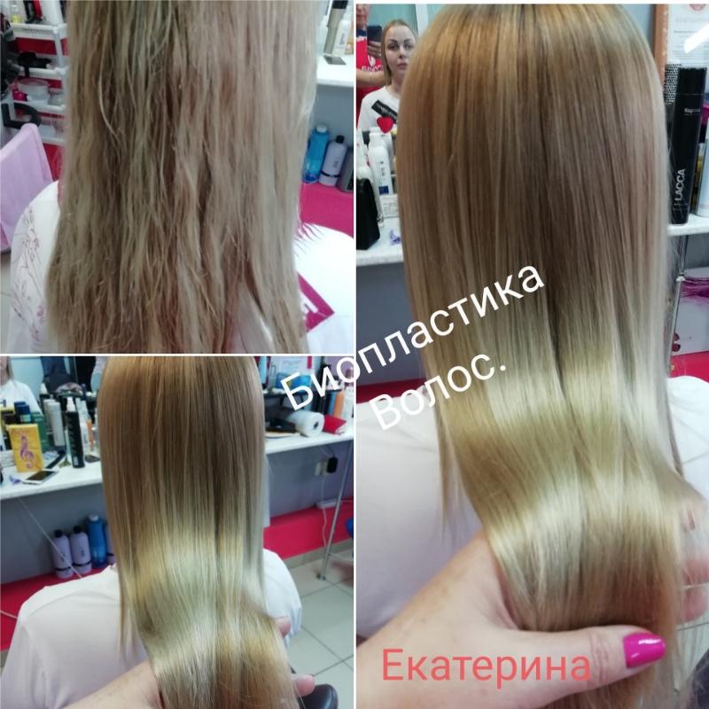 Биопластика волос. , Мечта, Анапа