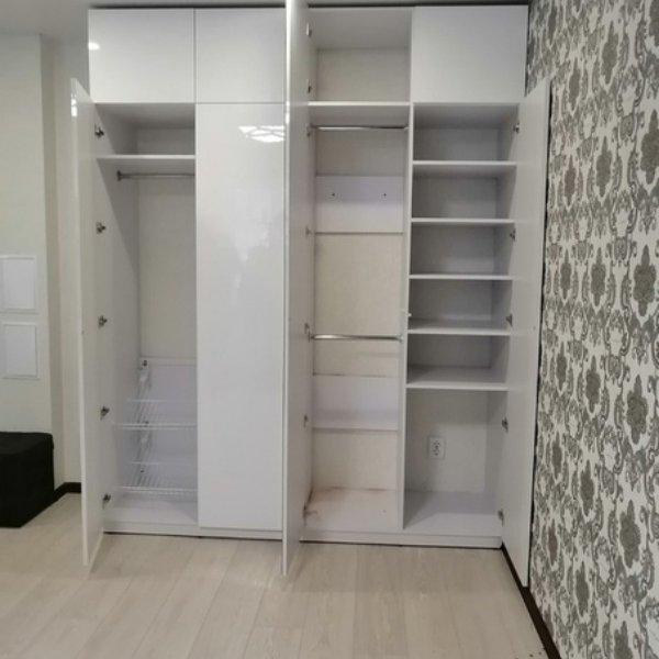 Шкафы под заказ по индивидуальным размерам, Мебель на заказ Талгар, Талгар