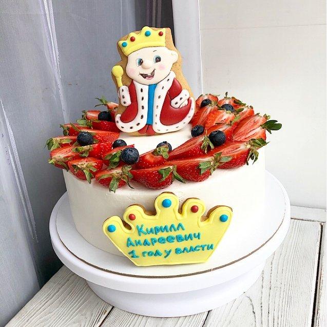 Торт на годовасие ,
