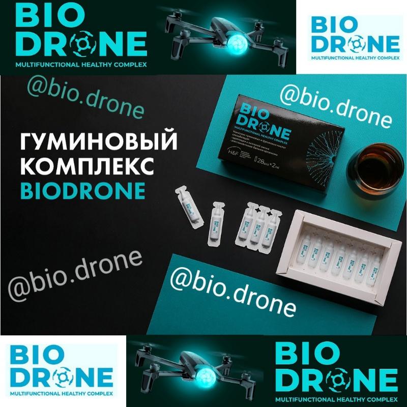 Биодрон или BioDrone, NL International, Чита
