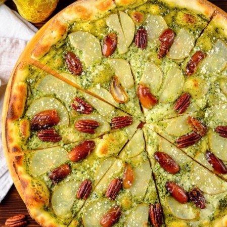 Фирменная пицца  «Сладкая жизнь» ,