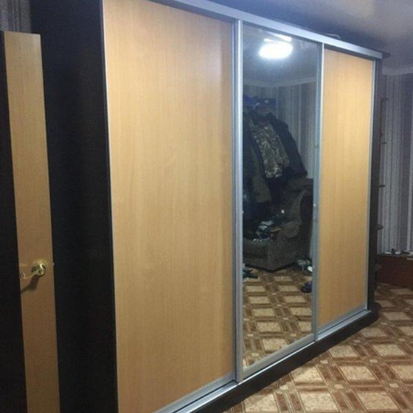 Купе шкафы под заказ, Мебель на заказ Талгар, Талгар