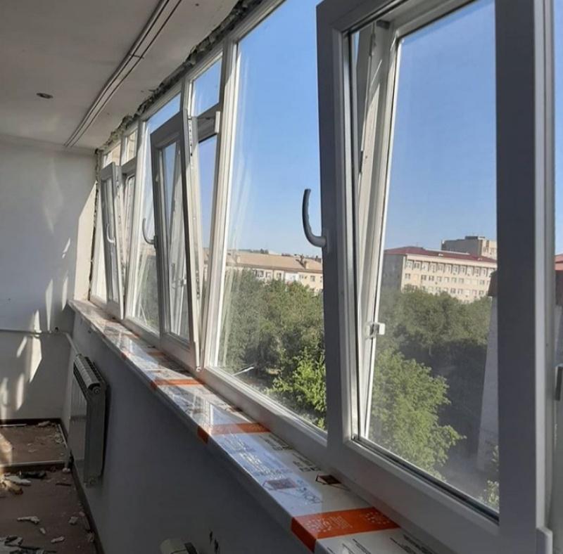 Монтаж балкона , remontokon_pilipenkoigor40, Актобе