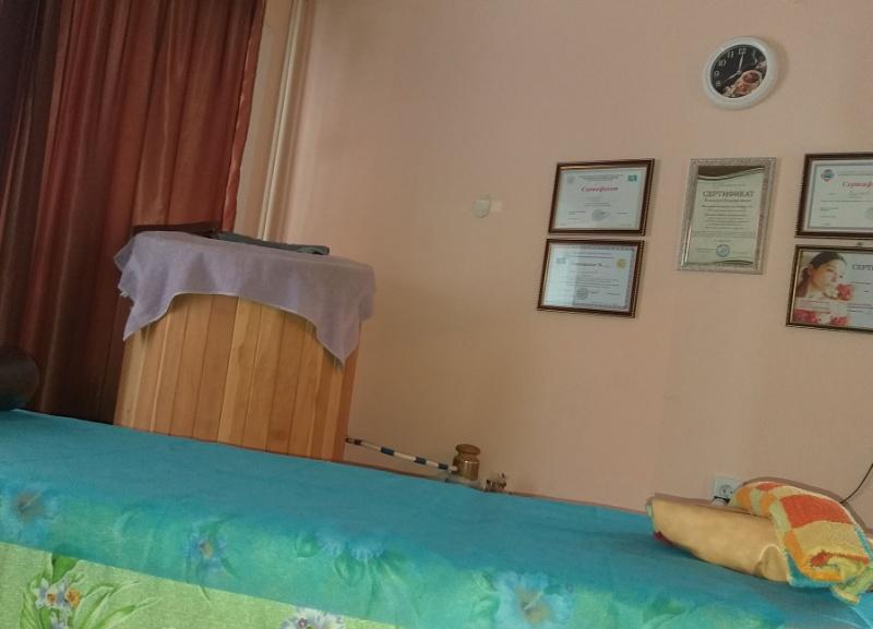 Оздоровительные процедуры, Созидание, SPA-кабинет, Караганда