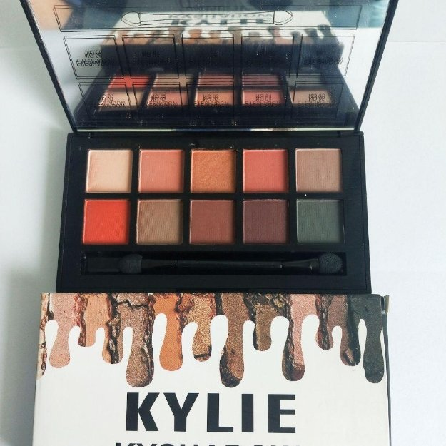 Тени для век Kylie Kyshadow, Monkey Woo