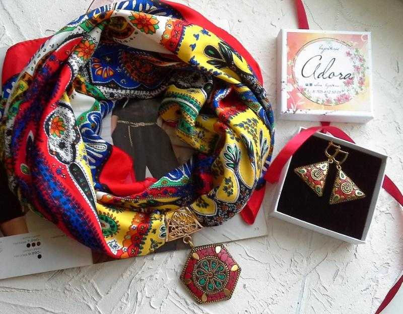 Adora_bijouterie, Украшения ручной работы,  Алматы
