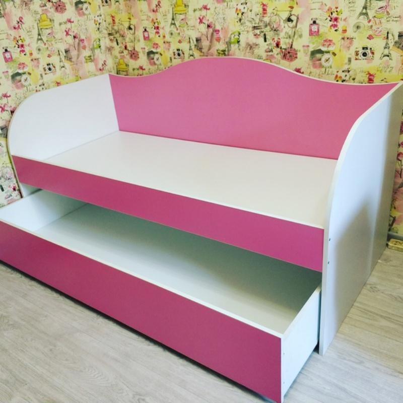Кровати детские подрастковые, Мебель на заказ Талгар