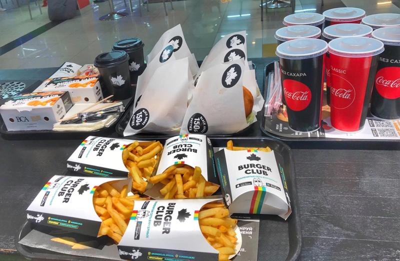 Почему бургеры в #BurgerClub такие вкусные?,