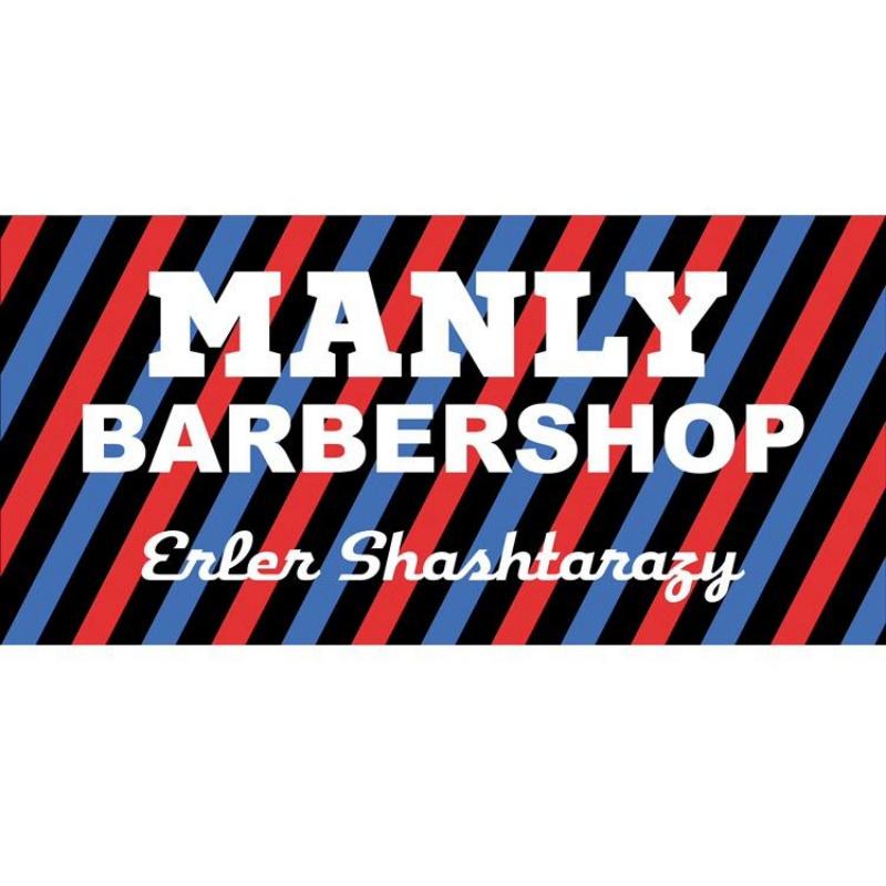 Manlybarbershop ,