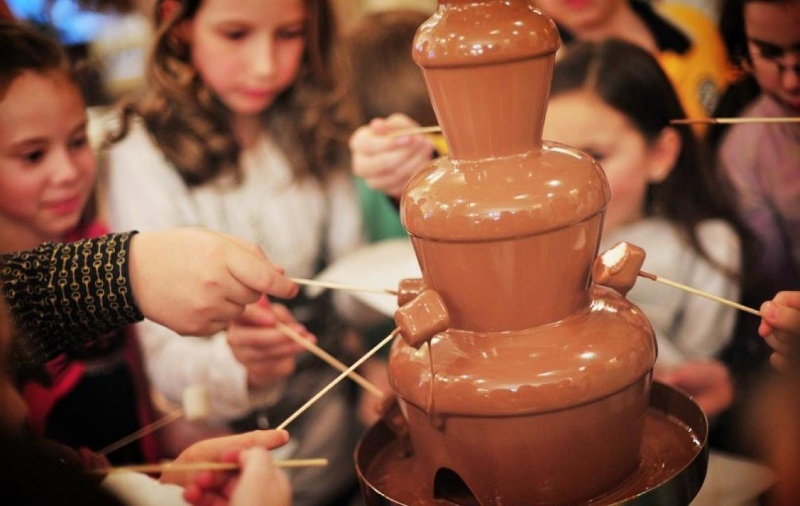 Праздник который радует 🎂, Шоколад, Азов