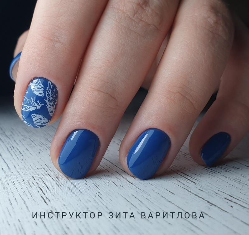 Покрытие гель лака, Nail_studio_Zita_Varitlova
