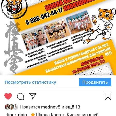 Клуб Каратэ Киокушин TIGER_DOJO, Каратэ Киокушин г.Рубцовск, Рубцовск
