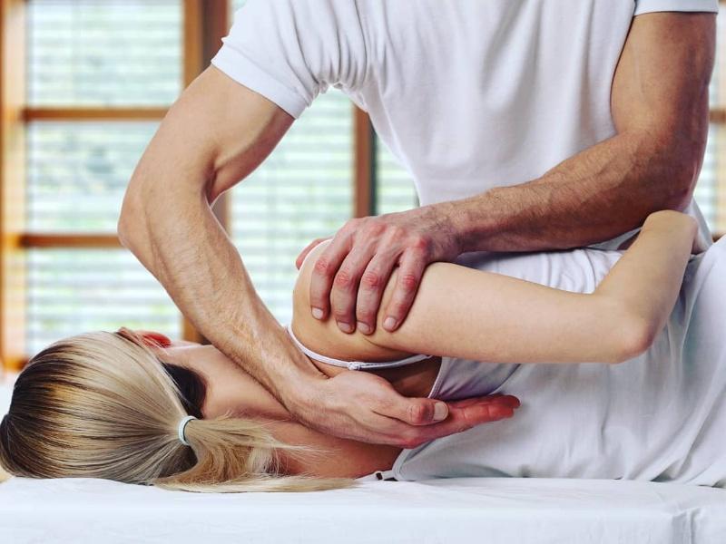 Остеопатический массаж,