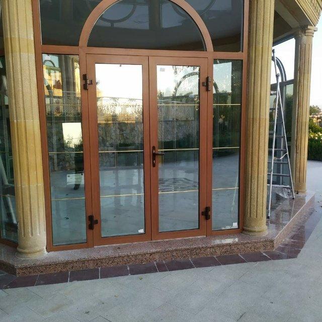 Наши Работы , Окна и двери