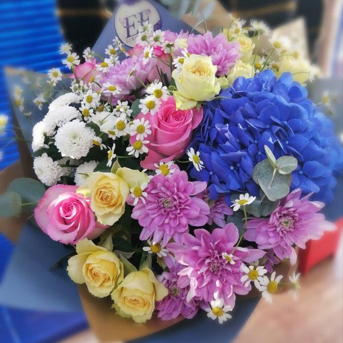 Evroflor,Цветы,Степногорск