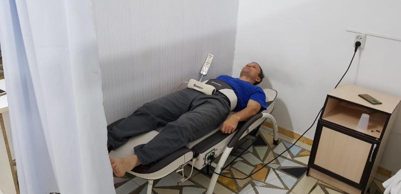 Где, где холодно, в Караганде, а в санатории Асель-Сарыагаш тепло, разница температур до 30 градусов, только у нас массаж входит в стоимость проживания, мы дарим тепло..