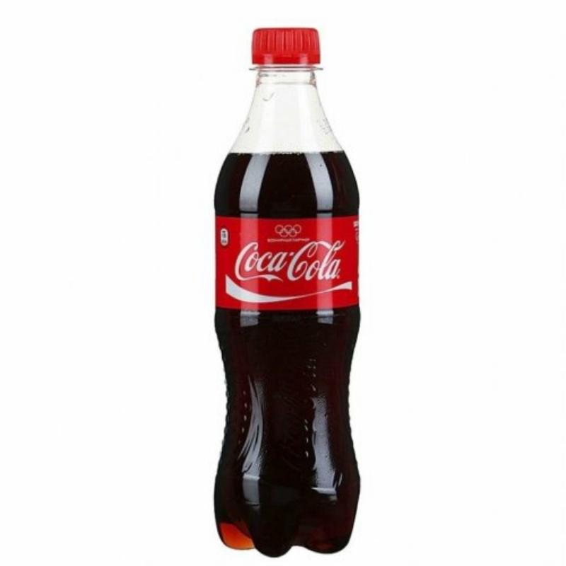 Coca cola 0.5, Золотой Донер - 8 микр.