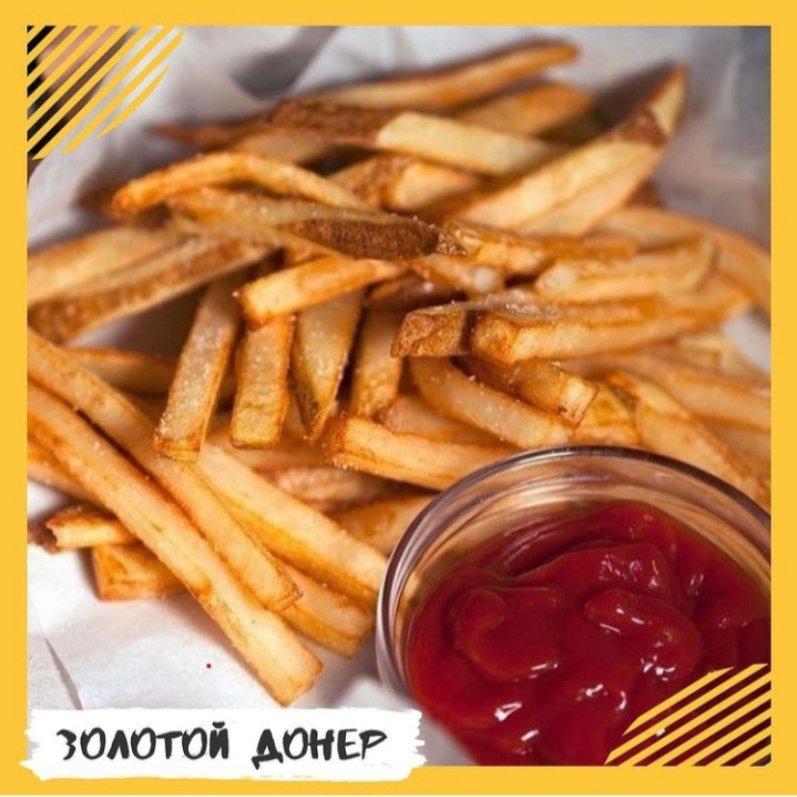 Картошка Фри от Золотого донера, Золотой Донер - 5 микр.