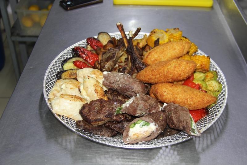 Банкетные блюда от Глянца!, Кофейня