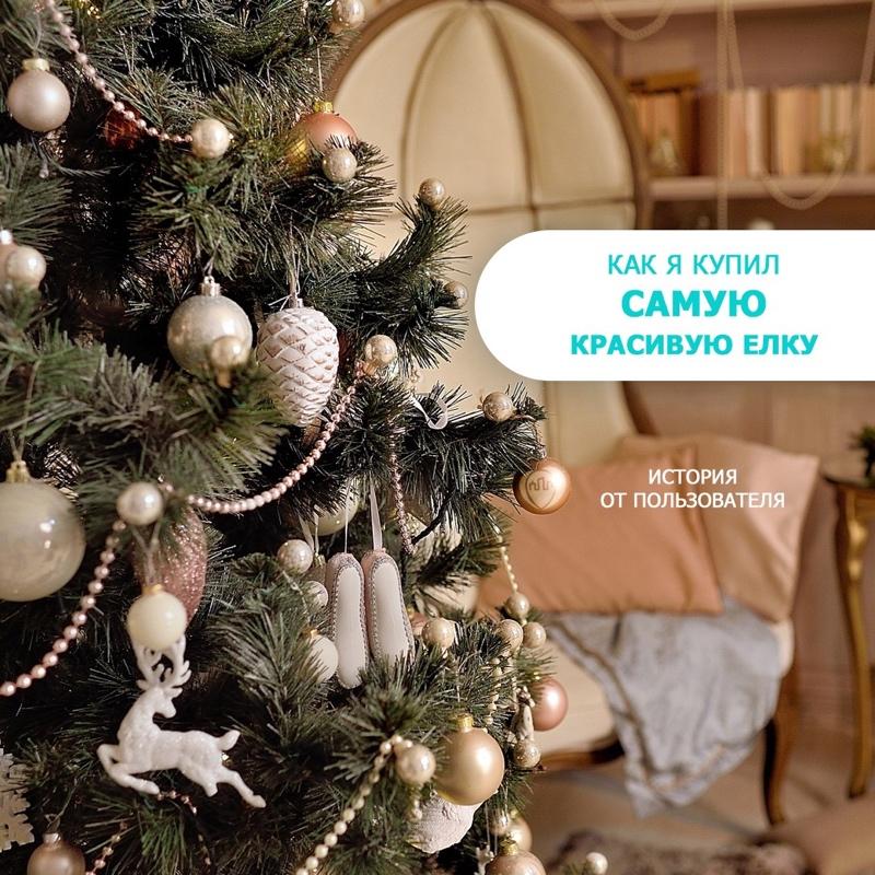 """История от пользователя: """"Как я купил самую красивую елку"""", Любимый город, Ижевск"""