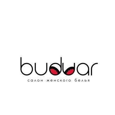 логотип компании Buduar_salon_belya
