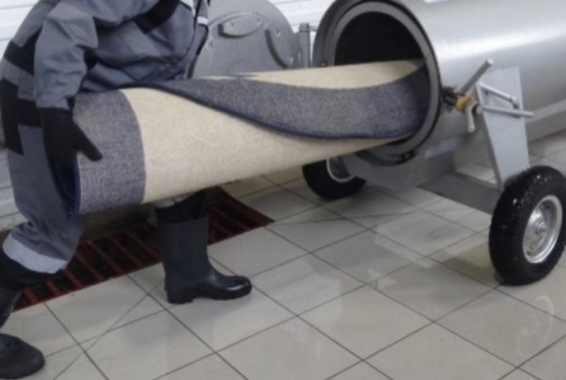 Чистый ковёр Актобе. Таза килем Актобе , Taza Kilem Aktobe