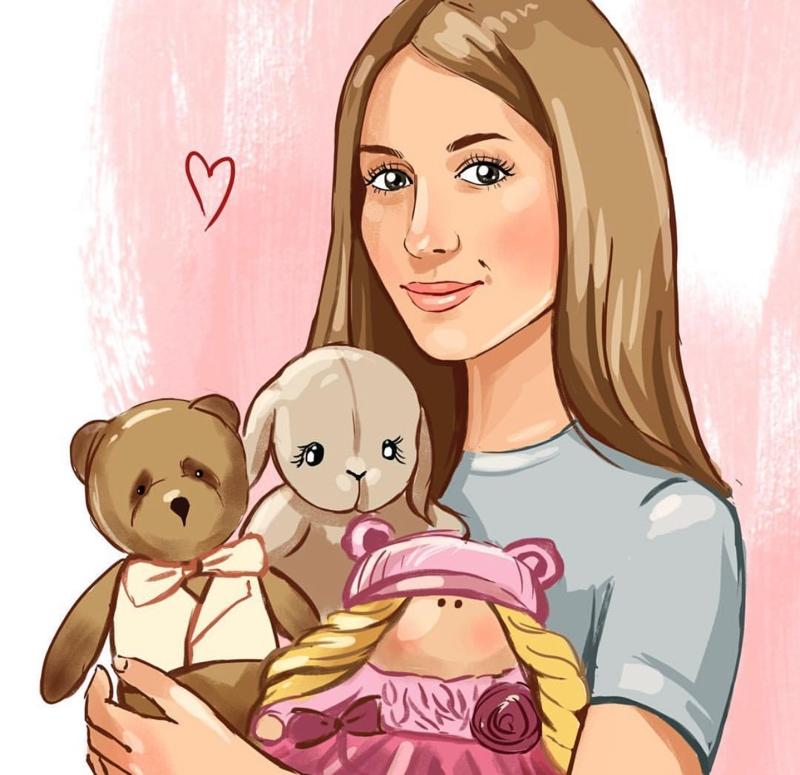 Katerina_dolls24,Интерьерные куклы,Красноярск