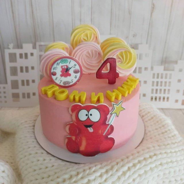 Торт на заказ от Dessert box uray