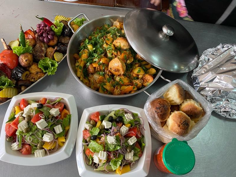 Ресторан «Терраса»- самые вкусные блюда прямо к вашему столу🤗👌