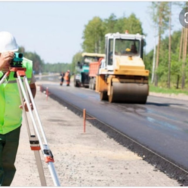 Рабочие в дорожную организацию