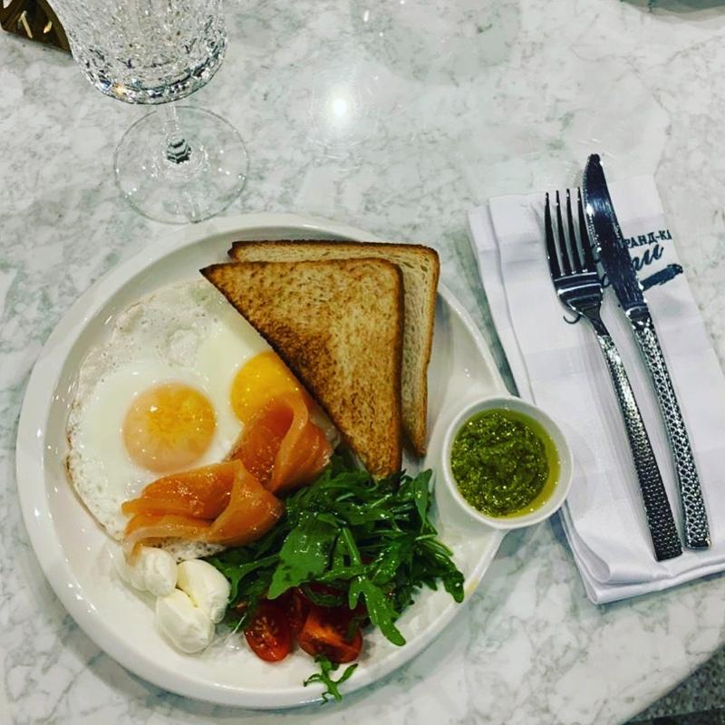 Дорогие гости, ждем вас на завтрак ежедневно с 7.30 до 11.00 🤗