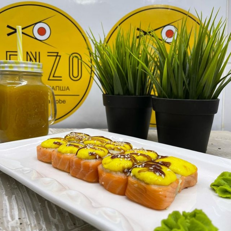Kenzo_sushi Aktobe Кензо суши Актобе. Доставка еды Актобе. Суши роллы пицца Актобе