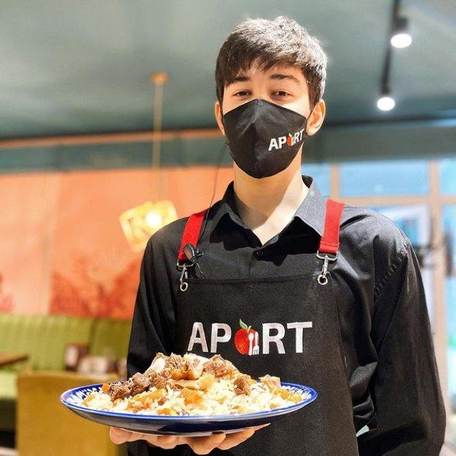 Апорт Актобе доставка еды Актобе. Aport Aktobe. Меню отзывы маршрут проезда.