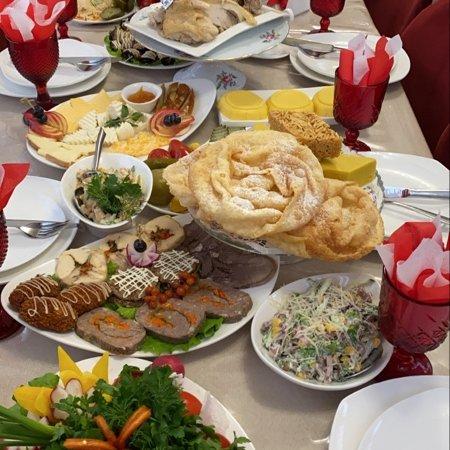 Самый вкусный ифтар в Ресторане «Терраса»!