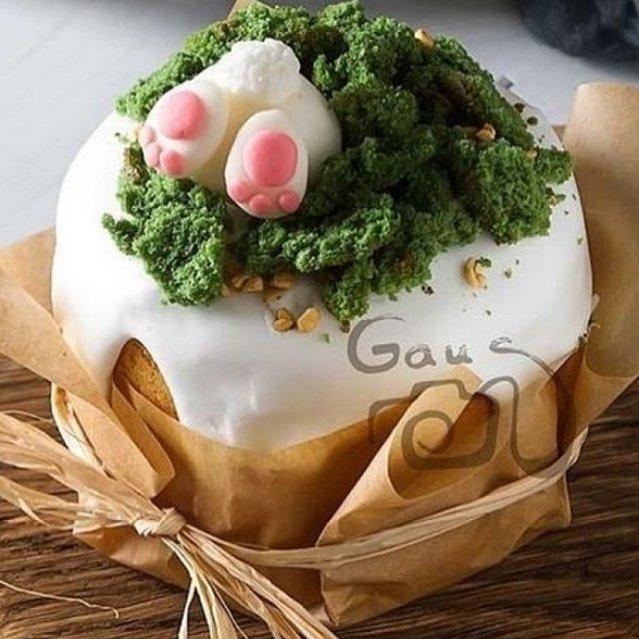 Куличи  от Dessert box uray