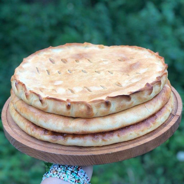 Пироги русские