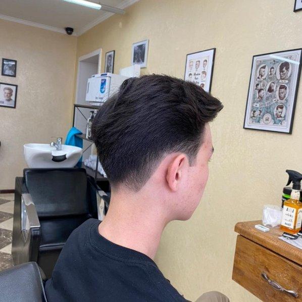 Manly barbershop