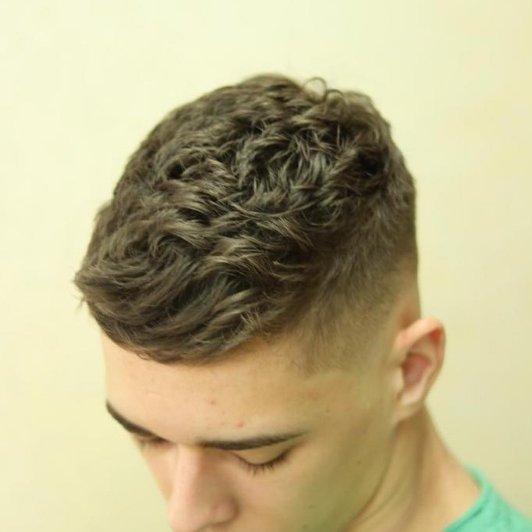 Texture haircut