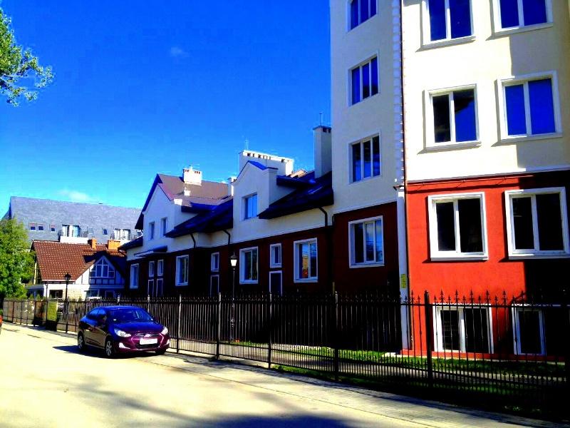 Инвестируйте в жильё на берегу Балтики!
