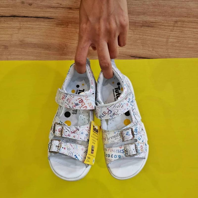 Детская обувь от Тутуби