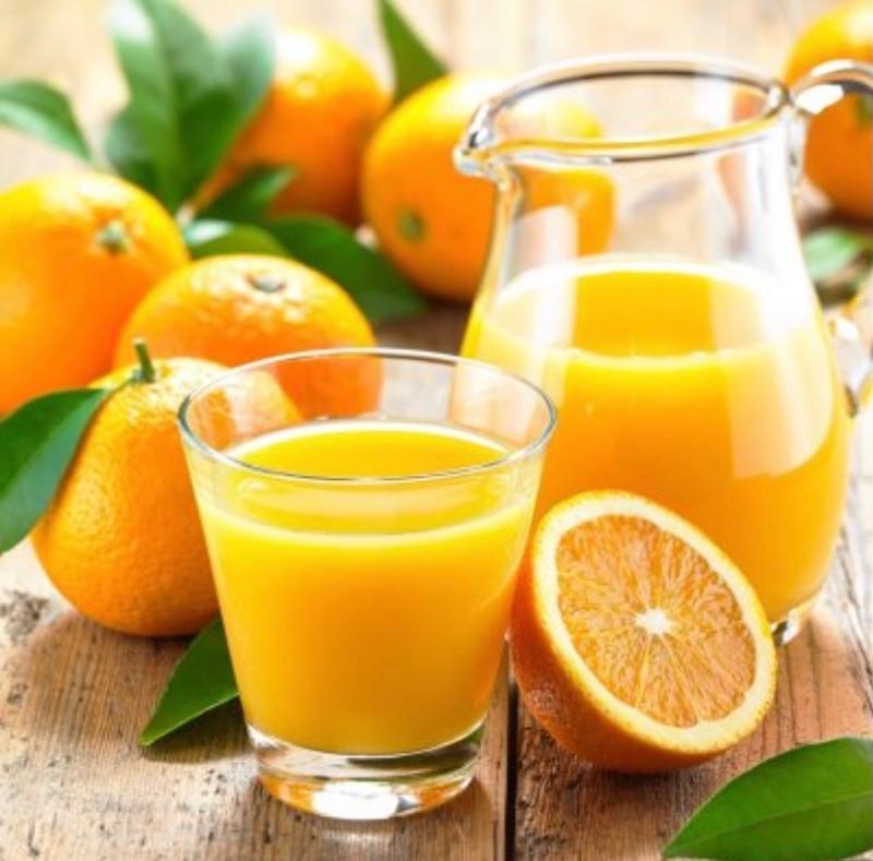 Фрэш апельсиновый