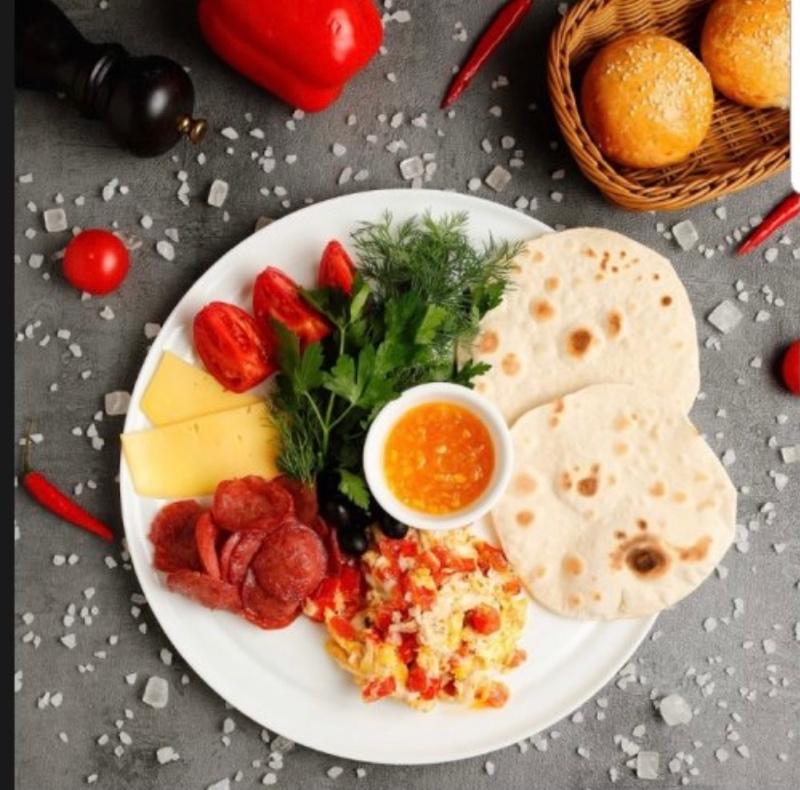 Завтрак Стамбул